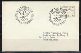 Grönland, MiNr. 98, Stempel: SDR Strømfjord Kangerdlugssuak Kalaallit Nunaanni 1978; B-1344 - Storia Postale