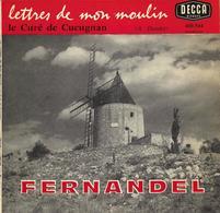 "Fernandel  ""  Le Curé De Cucugnan  "" - Zonder Classificatie"