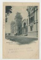 Barcelona, Palacio De Justicia  ( 2 Scans ) - Barcelona