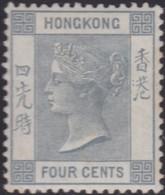 Hong Kong      .   SG      .   34    .       *       .       Mint-hinged      .   /    .  Ongebruikt - Used Stamps
