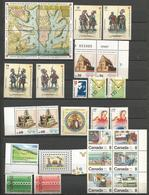 Déstockage - Timbres Neufs (**) Divers Pays - Collections (without Album)