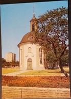 Ak DDR - Schwedt - Berlischky - Pavillon - Schwedt