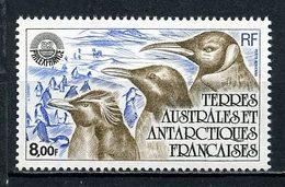TAAF PA N° 71 ** Neuf MNH Superbe C 6,10 € Philexfrance Logo Faune Oiseaux Manchots D' Adélie Birds Animaux - Luftpost