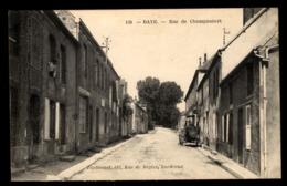 51 - BAYE - Rue De Champaubert - France