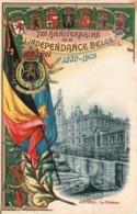 Belgique - Anvers - 75e Anniversaire De L' Indépendance Belge - Anvers Le Pilotage - Antwerpen