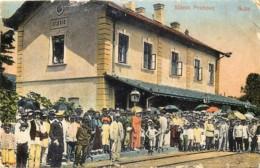Roumanie - Slanic Prahova - Gara - Dans L' état - Roumanie