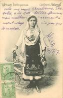 WW GRECE. Costume National 1907 - Grèce