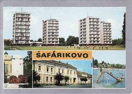 Slovakia, Šafárikovo - Tornaľa, Okres - Bezirk Revúca, Used, Gebraucht - Slovacchia