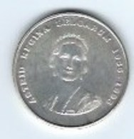 1995 - Koningin - Reine Astrid 1935/1995 - 250 F. Silver - Argent - 1993-...: Albert II
