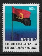 ANGOLA 2013 DAY OF PEACE AND NATIONAL RECONCILIATION - Angola