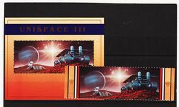 SRO208 UNO NEW YORK 1999 MICHL 819/20 + BLOCK 16 Postfrisch Siehe ABBILDUNG - New York -  VN Hauptquartier