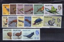 Maurice. Oiseaux - Maurice (1968-...)