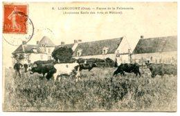 60140 LIANCOURT - Lot De 2 CPA - Voir Détails Dans La Description Et Les Numérisations - Liancourt