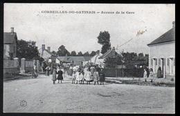 45, Corbeilles Du Gatinais, Avenue De La Gare - France