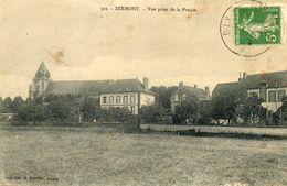 - DIXMONT (89) -  Vue Prise De La Prairie  -15507- - Dixmont