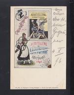 Württemberg Bild-PK Stuttgart Ausstellung Für Elektrotechnik 1896 Nach Ludwigsburg - Wuerttemberg