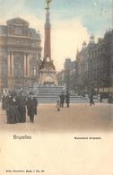 Bruxelles - Monument Anspach - Monumenti, Edifici