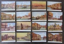 E. BENVENUTI , 28 CPA : Venezia. Dos Simple. TBE.  2 Scans. Edition AP - Other Illustrators