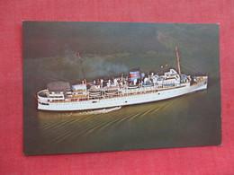 SS Evangeline Cruises From Miami Fl.    Ref 3315 - Piroscafi