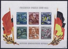 DDR Mi 13  Postfrisch/neuf Sans Charniere /MNH/** 1953 - Blocks & Kleinbögen