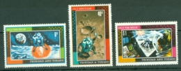 Trinidad & Tobago: 1969   First Man On The Moon    MH - Trinidad & Tobago (1962-...)