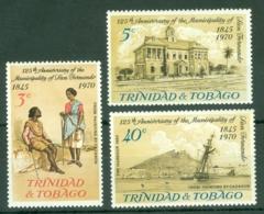 Trinidad & Tobago: 1970   125th Anniv Of San Fernando  MH - Trinidad & Tobago (1962-...)