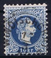 Austria: Mi 38 Cancel Windisch Graz, Slovenia Gradec - 1850-1918 Imperium