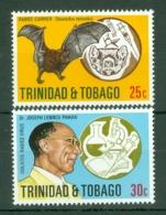 Trinidad & Tobago: 1975   Isolation Of Rabies Virus      MNH - Trinidad & Tobago (1962-...)