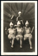 C4810 - Foto Hübsche Junge Frauen In Unterwäsche Underwear - Pretty Young Women - Garloff Magdeburg - Fotografie