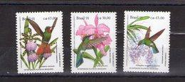 Brésil. Colibris Et Orchidées - Nuovi