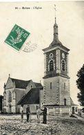 - BRION (89) -  L'Eglise (animée)  -15515- - Other Municipalities