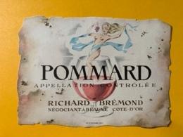 9351 - Pommard Richard Brémond Femme Dans Une Verre - Bourgogne