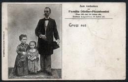 C4817 - Familie Dörfler Piccolomini - Autogrammkarte - Mucke & Schärf Gera - Autogramme & Autographen