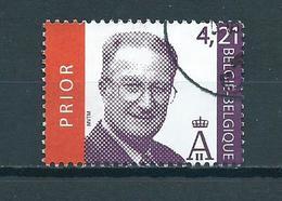 2003 Belgium King Albert 4,21 EURO Used/gebruikt/oblitere - België