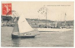 Trouville Sur Mer - Sortie De Yacht Collection D.S. - Trouville