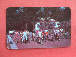 Bicycle Trail At Sugar Maples Maplecrest- New York > Catskills   Ref 3315 - Catskills