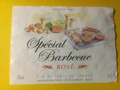 3345 - Spécial Barbecue - Rosés