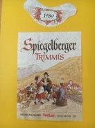 4043 - Spigelberger Trimmis 1989 Suisse - Costumes Traditionnels