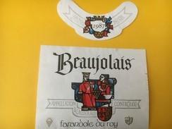5327 - Beaujolais 1987 Farandole Du Roy - Beaujolais