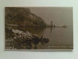 1925 Black And White   Postcard -  Anster's Cove  Torquay - Torquay