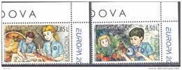 2007. Moldova, Europa 2007, 2v, Mint/** - Moldavie