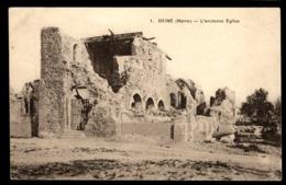 51 -  BEINE (Marne) - L'Ancienne Eglise - Other Municipalities