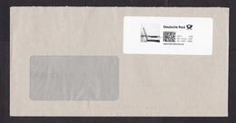 Germany: Cover, 2011, Self-printed Computer Stamp, Laptop, Internet Stamp, Internetmarke (damaged, Backflap Missing) - [7] West-Duitsland
