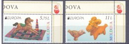 2015. Moldova, Europa 2015, Set, Mint/** - Moldavie
