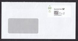 Germany: Cover, 2010, Self-printed Computer Stamp, Edesso Tools&More, Internet Stamp, Internetmarke (backflap Missing) - [7] West-Duitsland