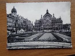 2 X Antwerpen, Centraal Station --> Onbeschreven - Antwerpen