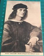 Firenze ~ Galleria Pitti ~ Ritratto Di Angiolo Doni (Raffaello Sanzio) - Paintings