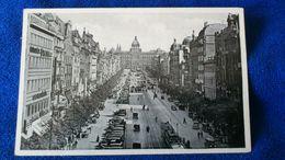 Prag Wenzelsplatz Czech - Repubblica Ceca