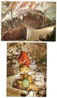 Postojnska Jama  Grotten Grottes Cavas Cuevas 2  Stuks/pcs - Yougoslavie