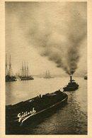 BORDEAUX(BATEAU PENICHE) REMORQUEUR - Houseboats